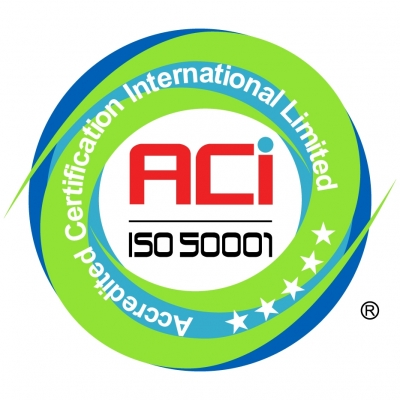 ISO 50001 Simple with trade mark R_Co